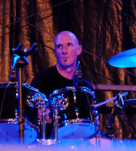 Peter Drummer | Dana Marcine To The Horizon Album Band